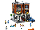 Hard to find<br>10264 CREATOR EXPERT - Corner Garage