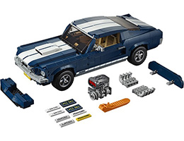 10265 ЛЕГО МОДЕЛИ ГОЛЯМ МАЩАБ - Форд Мустанг<br><small>10265 LEGO LARGE SCALE MODELS - Ford Mustang</small>