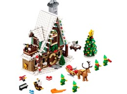 10275 ЛЕГО КРИЕЙТЪР ЕКСПЕРТ - Елфска клубна къща<br><small>10275 LEGO CREATOR EXPERT - Elf Club House</small>