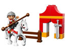 10568 ЛЕГО ДУПЛО – Рицарски турнир<br><small> 10568 LEGO DUPLO – Knight Tournament</small>