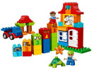 10580 ЛЕГО ДУПЛО – Луксозна кутия за забавление (95 ч.)<br><small> 10580 LEGO DUPLO – Deluxe Box of Fun</small>