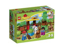 10582 ЛЕГО ДУПЛО – Животни<br><small> 10582 LEGO DUPLO – Animals</small>