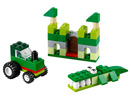 10708 ЛЕГО КЛАСИК - Зелена креативна кутия<br><small> 10708 LEGO CLASSIC - Green Creative Box</small>