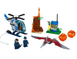 10756 ЛЕГО ДЖУНИЪРС - Бягство от птеранодон<br><small>10756 LEGO JUNIORS - Pteranodon Escape</small>