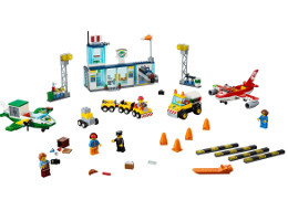 10764 ЛЕГО ДЖУНИЪРС - Централно градско летище <br><small>10764 LEGO JUNIORS - City Central Airport</small>