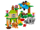 10804 ЛЕГО ДУПЛО – Джунгла<br><small> 10804 LEGO DUPLO – Jungle</small>