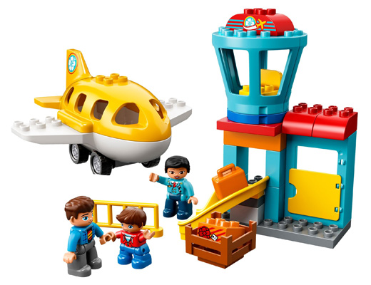 10871 ЛЕГО ДУПЛО - Летище<br><small>10871 LEGO DUPLO - Airport</small>