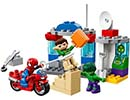 10876 ЛЕГО ДУПЛО - Приключенията на Спайдърмен и Хълк<br><small>10876 LEGO DUPLO - Spider-Man & Hulk Adventures</small>
