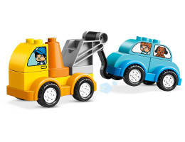10883 ЛЕГО ДУПЛО - Моят първи влекач<br><small>10883 LEGO DUPLO - My First Tow Truck</small>