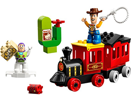 10894 ЛЕГО ДУПЛО - Играта на играчките - Влак<br><small>10894 LEGO DUPLO - Toy Story Train</small>