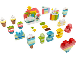 10958 ЛЕГО ДУПЛО - Креативен рожден ден <br><small>10958 LEGO DUPLO - Creative Birthday Party</small>