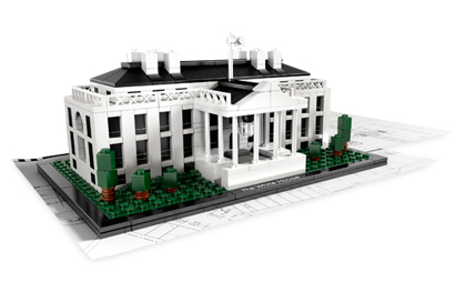 21006 ЛЕГО АРХИТЕКТУРА - Белият дом<br><small>21006 LEGO ARCHITECTURE - White House</small>