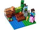 21138 ЛЕГО МАЙНКРАФТ - Фермата за дини<br><small>21138 LEGO MINICRAFT - The Melon Farm</small>