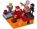 21139 ЛЕГО МАЙНКРАФТ - Битка в Недъра<br><small>21139 LEGO MINICRAFT - The Nether Fight</small>