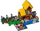 21144 ЛЕГО МАЙНКРАФТ - Фермерска къща<br><small>21144 LEGO MINICRAFT - The Farm Cottage</small>