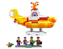 Hard to find<br>21306 The Beatles Yellow Submarine