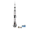 21309 ЛЕГО ИДЕИ - НАСА Аполо Сатурн V<br><small>21309 LEGO IDEAS - NASA Apollo Saturn V</small>
