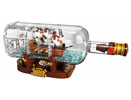 21313 ЛЕГО ИДЕИ - Кораб в бутилка<br><small>21313 - Ship in a Bottle</small>