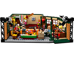 21319 ЛЕГО ИДЕИ - Сентръл пърк<br><small>21319 LEGO IDEAS - Central Perk</small>