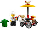 30356 ЛЕГО СИТИ - Бутка за хот-дог<br><small>30356 LEGO CITY - Hot Dog Stand</small>