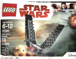 30380 ЛЕГО СТАР УОРС Корабът на Кайло Рен<br><small>30380 LEGO STAR WARS Kylo Ren's Shuttle</small>