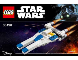 30496 ЛЕГО СТАР УОРС U-Уинг Файтър <br><small> 30496 LEGO STAR WARS U-Wing Fighter</small>