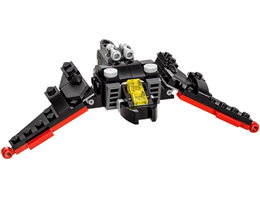 30524 ЛЕГО БАТМАН ФИЛМЪТ - Мини Батуинг<br><small>30524 The Mini Batwing</small>