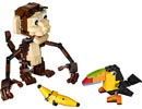 31019 ЛЕГО КРИЕЙТЪР - Горски животни<br><small>31019 LEGO CREATOR - Forest Animals</small>