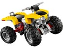 31022 ЛЕГО КРИЕЙТЪР - Турбо четириколесен мотор<br><small>31022 LEGO CREATOR - Turbo Quad</small>