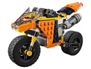 31059 ЛЕГО КРИЕЙТЪР - Пистов мотоциклет<br><small>31059 LEGO Creator - Sunset Street Bike</small>