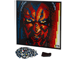 31200 ЛЕГО АРТ- Стар Уорс Сит<br> <small> 31200 LEGO ART - Star Wars Sith</small>