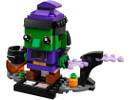 40272 ЛЕГО БРИКХЕДЗ - Вещица<br><small>40272 LEGO BRICKHEADZ - Witch</small>