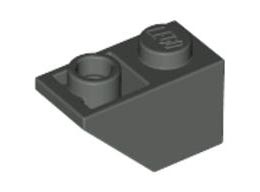 Покривна плочка 1X2 инверсна [4114060]<br><small>Roff Tile 1X2 Inv. [4114060]</small>