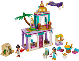 41161 Aladdin's and Jasmine's Palace Adventures
