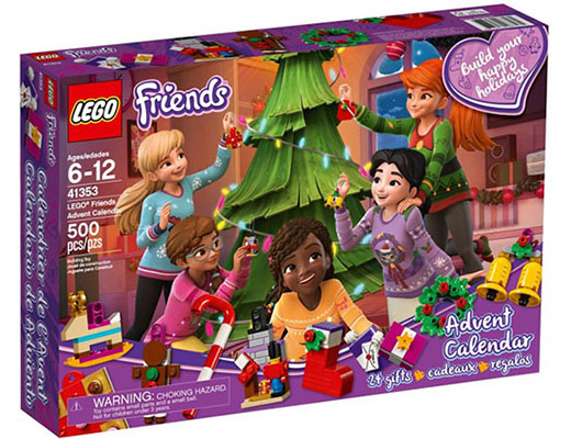 41353 Friends Advent Calendar