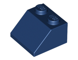 Покривна плочка 2X2/45° [4153653]<br><small>Roof Tile 2X2/45° [4153653]</small>