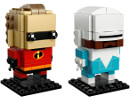41613 ЛЕГО БРИКХЕДЗ - Господин Феноменален и Фрозон<br><small>41613 LEGO BRICKHEADZ - Mr. Incredible & Frozone</small>
