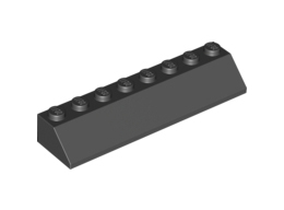 Покривна плочка 2X8/45°  [4163334]<br><small>Roof Tile 2X8/45° [4163334]</small>