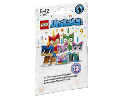 41775 ЛЕГО Юникити! Серия 1 - случайна фигурка<br><small>  41775 Collectable Minifigures Unikitty™! Collectibles Series 1 - Random Minifigure</small>