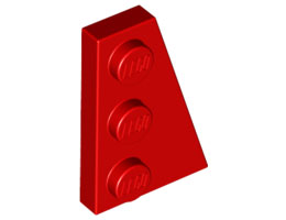 Дясна плочка 2X3 с ъгъл [4372221; 4180504]<br><small>Right Plate 2X3 W. Angle [4372221; 4180504]</small>