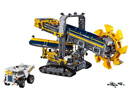 42055 ЛЕГО ТЕХНИК - Роторен екскаватор<br><small>42055 LEGO TECHNIC - Bucket Wheel Excavator</small>