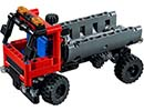 42084 ЛЕГО ТЕХНИК - Товарач с кука<br><small>42084 LEGO TECHNIC - Hook Loader</small>