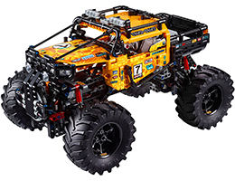 42099 ЛЕГО ТЕХНИК - 4Х4 Екстремен Офроудър<br><small>42099 LEGO TECHNIC - 4X4 X-treme Off-Roader</small>