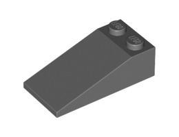Покривна плочка 2X4x1, 18° [4210637]<br><small>Roof Tile 2X4x1, 18° [4210637]</small>