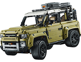 42110 ЛЕГО ТЕХНИК - Ленд Роувър Defender <br><small>42110 LEGO TECHNIC - Land Rover Defender</small>