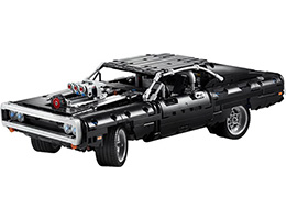42111 ЛЕГО ТЕХНИК - Dodge Charger на Дом <br><small>42111 LEGO TECHNIC - Dom's Dodge Charger</small>