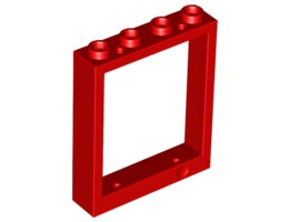 Рамка 1x4x4 [4262009]<br><small>Frame 1X4X4 [4262009]</small>