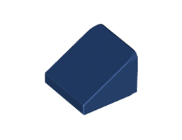 Покривна плочка 1X1x2/3 [4504374; 4502092]<br><small>Roof Tile 1X1X2/3, Abs [4504374; 4502092]</small>