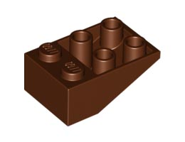 Покривна плочка 2X3/25° инверсна [4508616]<br><small>Roof Tile 2X3/25° Inv. [4508616]</small>