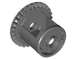Диференциал 3М Z 28 [4525184]<br><small>Differential 3M Z 28 [4525184]</small>